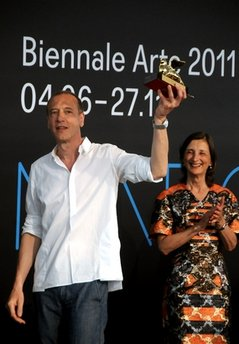 Christian Marclay wins Golden Lion at the Venice Biennale