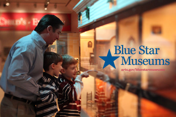 USFCAM now a Blue Star Museum