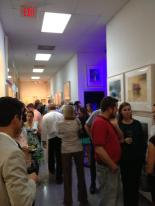 Graphicstudio's 15th Annual Benefit Sale 2013 was a great success, surpassing sales of the last five years.