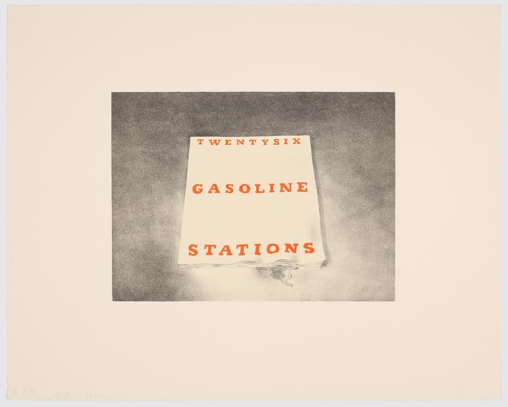 26 Gasoline Stations
