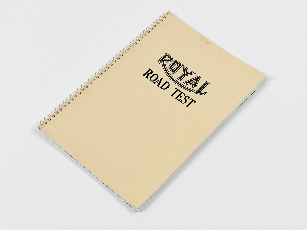 Royal Road Test sm