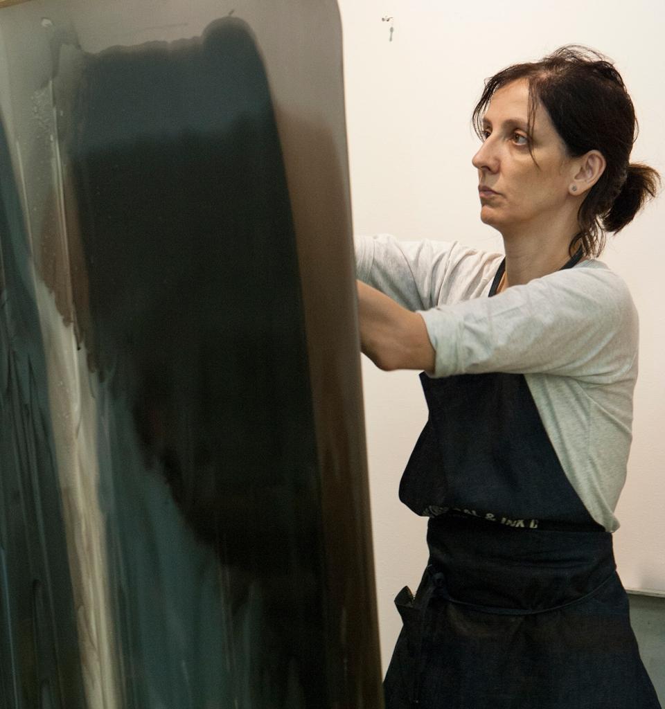 Sandra works C